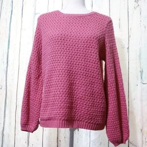 New 14TH & UNION Pink Sweater Nordstrom